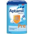 德国直邮Milupa Aptamil美乐宝爱他美婴儿配方奶粉Pre段开口奶800g(8盒包邮价)