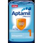 奥地利版Milupa Aptamil美乐宝爱他美婴儿配方奶粉1段800g(10盒包邮单价)